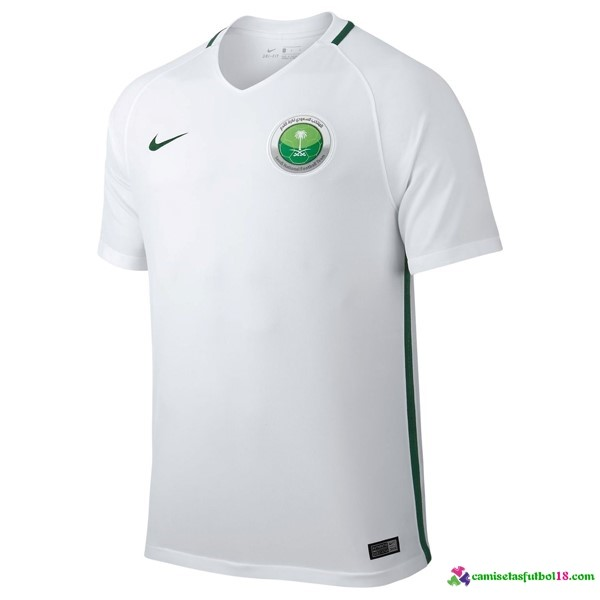 Camiseta 1ª Kit Arabia Saudita 2017
