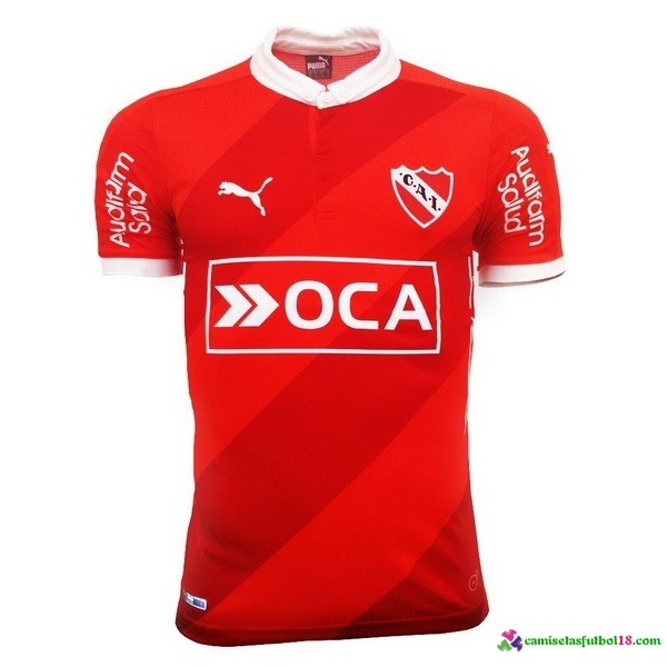 Camiseta 1ª Kit Atletico Independiente 2016 2017