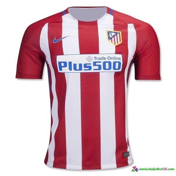 Camiseta 1ª Kit Atletico Madrid 2016 2017