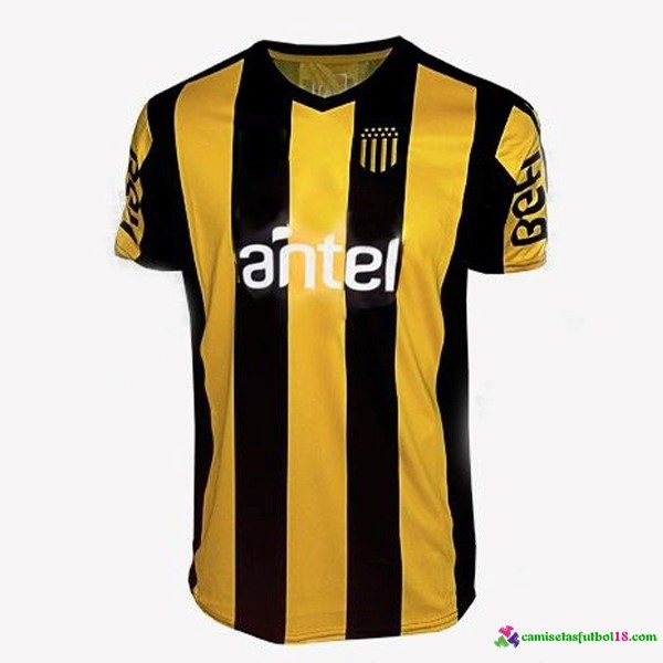 Camiseta 1ª Kit Atletico Penarol 2017 2018
