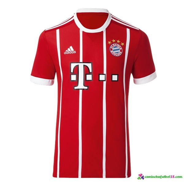 Camiseta 1ª Kit Bayern Munich 2017 2018
