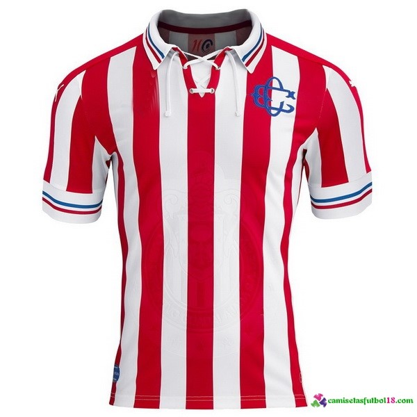 Camiseta 1ª Kit CD Guadalajara 100th