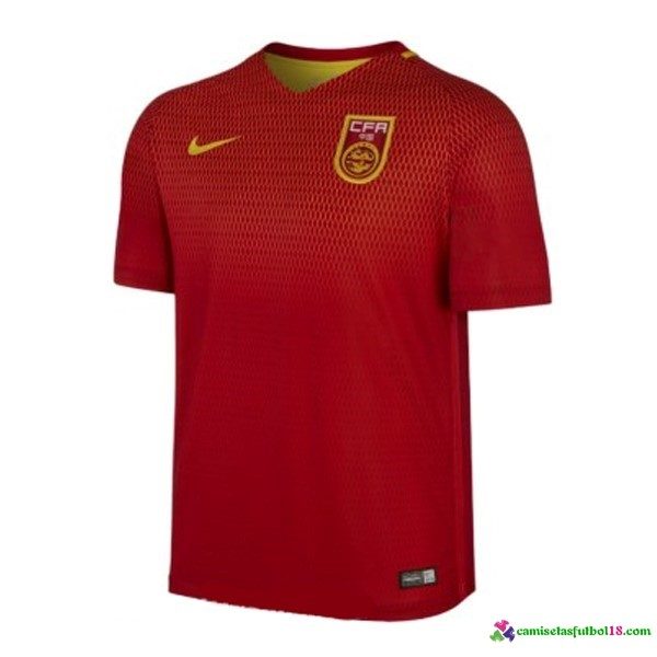 Camiseta 1ª Kit China 2017