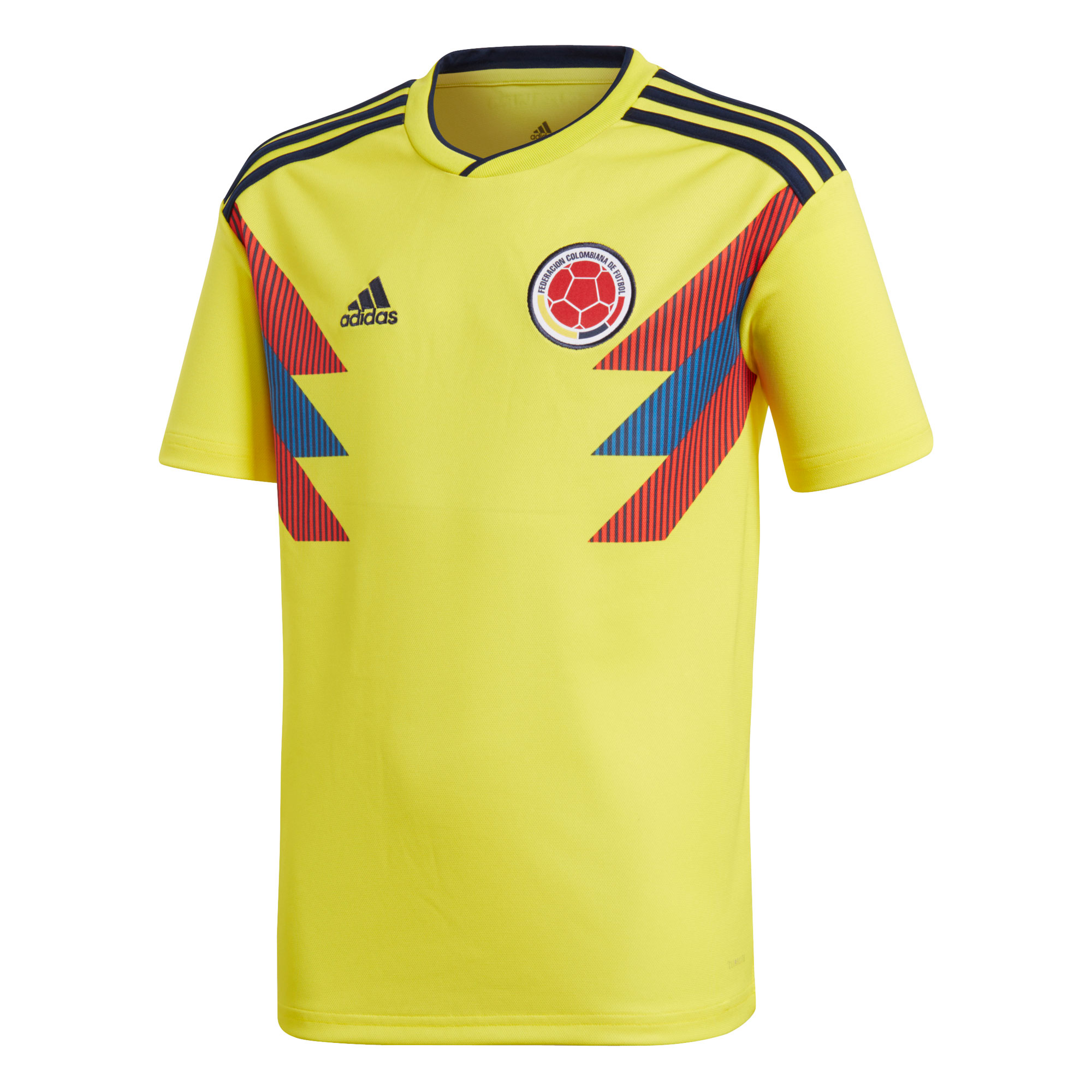 Camiseta 1ª Kit Colombia 2018