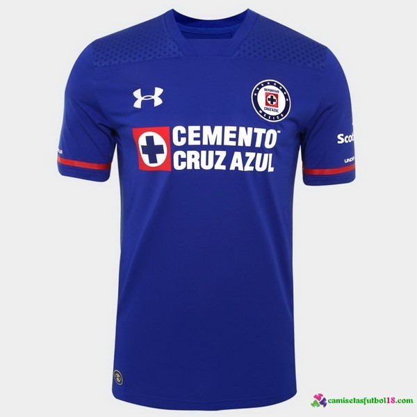 Camiseta 1ª Kit Cruz Azul 2017 2018
