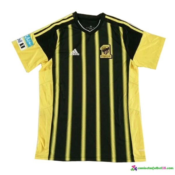 Camiseta 1ª Kit Ittihad 2016 2017