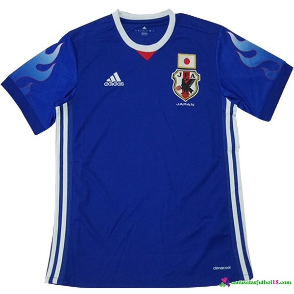 Camiseta 1ª Kit Japon 2017