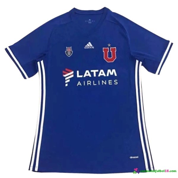 Camiseta 1ª Kit LATAM Universidad De Chile 2017 2018
