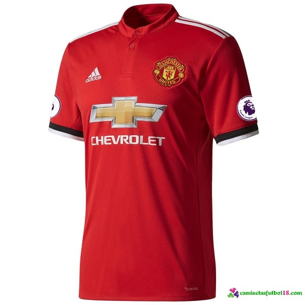 Camiseta 1ª Kit Manchester United 2017 2018