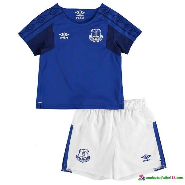 Camiseta 1ª Kit Niño Everton 2017 2018