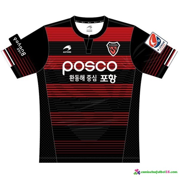 Camiseta 1ª Kit Pohang Steelers 2017 2018