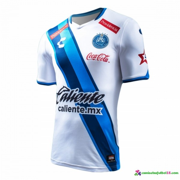 Camiseta 1ª Kit Puebla 2017 2018