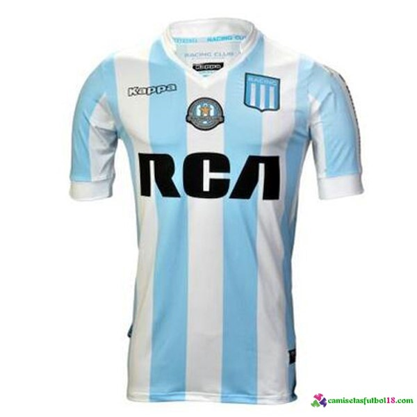 Camiseta 1ª Kit Racing Club 2017 2018