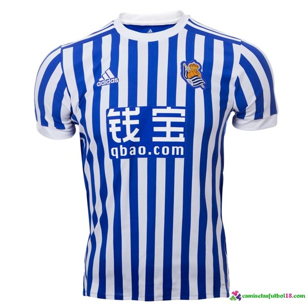 Camiseta 1ª Kit Real Sociedad 2017 2018