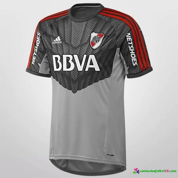 Camiseta 1ª Kit River Plate Portero 2016 2017