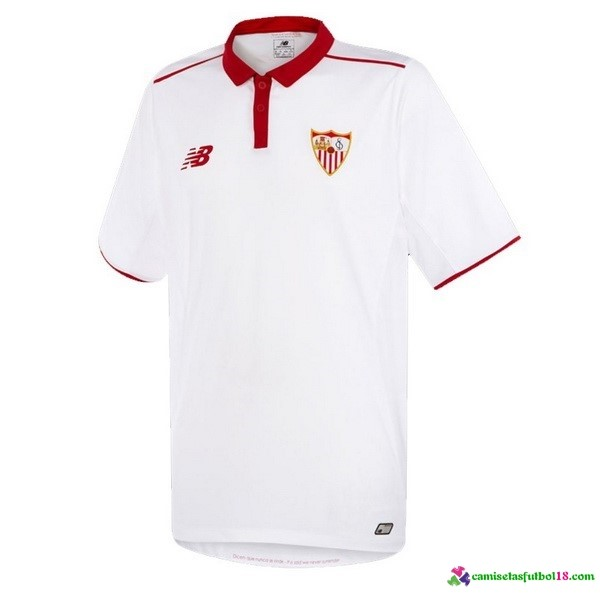 Camiseta 1ª Kit Sevilla 2016 2017