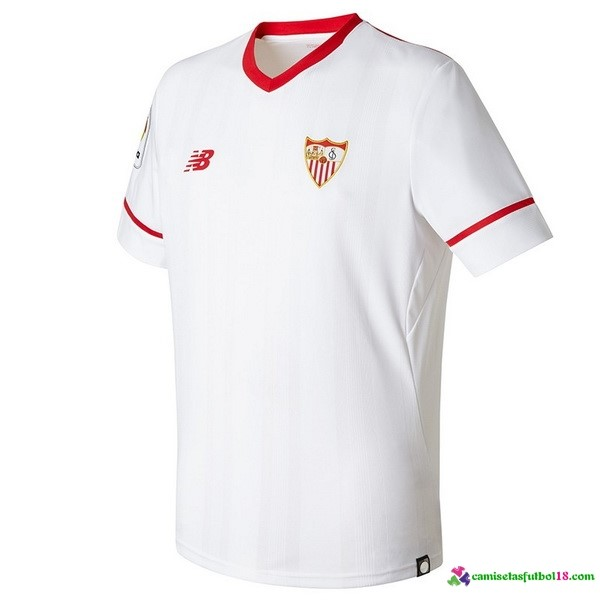 Camiseta 1ª Kit Sevilla 2017 2018