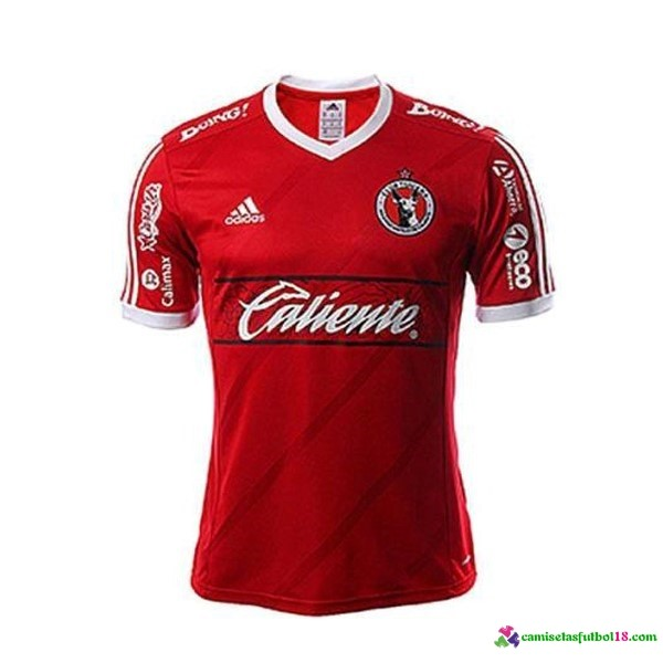 Camiseta 1ª Kit Tijuana 2016 2017