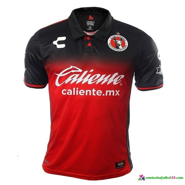 Camiseta 1ª Kit Tijuana 2017 2018