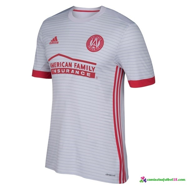 Camiseta 2ª Kit Atlanta United 2017 2018
