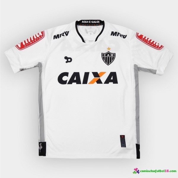 Camiseta 2ª Kit Atletico Mineiro 2016 2017