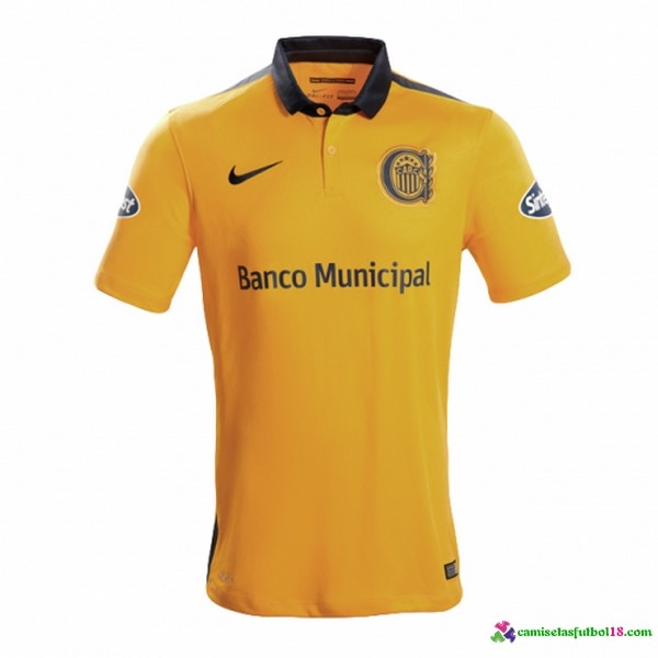 Camiseta 2ª Kit Atletico Rosario Central 2016 2017