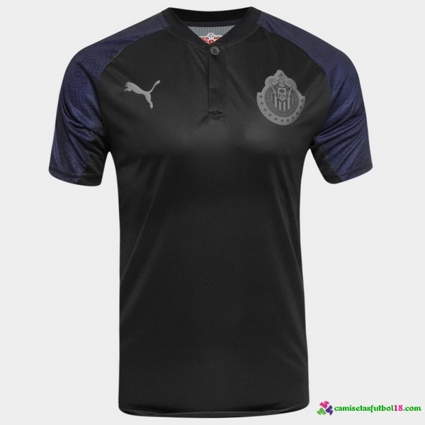 Camiseta 2ª Kit CD Guadalajara 2017 2018