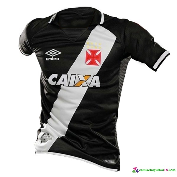 Camiseta 2ª Kit CR Vasco da Gama 2017 2018