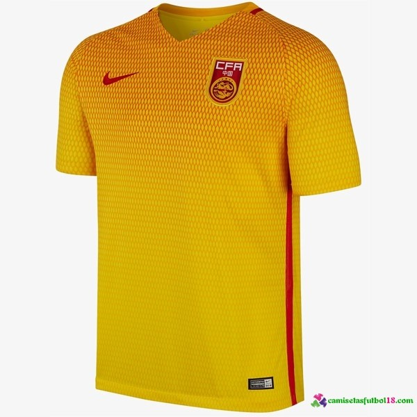 Camiseta 2ª Kit China 2017