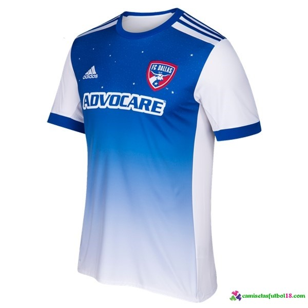 Camiseta 2ª Kit FC Dallas 2017 2018