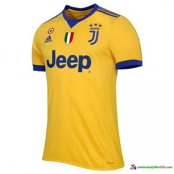 Camiseta 2ª Kit Juventus 2017 2018