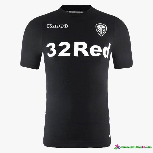 Camiseta 2ª Kit Leeds United 2017 2018