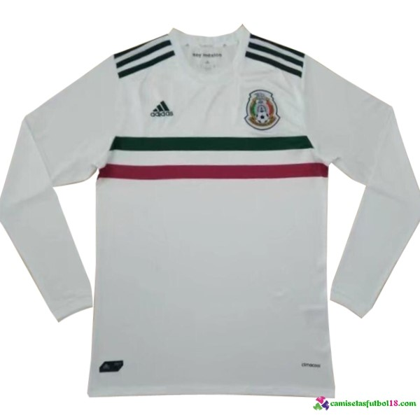 Camiseta 2ª Kit ML Mexico 2017