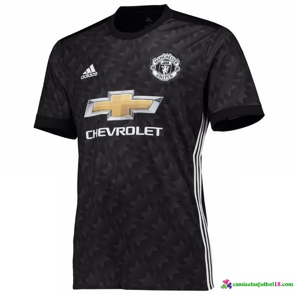Camiseta 2ª Kit Manchester United 2017 2018
