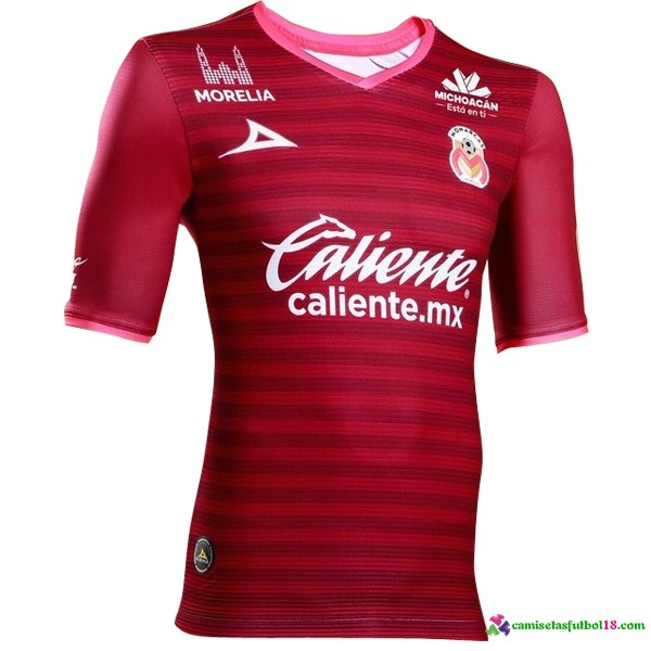 Camiseta 2ª Kit Monarcas Morelia 2017 2018