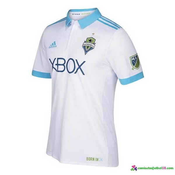 Camiseta 2ª Kit Seattle Sounders 2017 2018