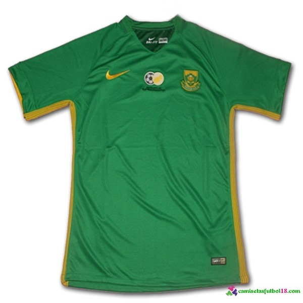 Camiseta 2ª Kit Sudafrica 2017