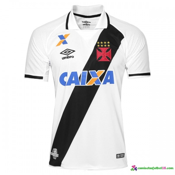 Camiseta 2ª Kit Vasco da Gama 2017 2018