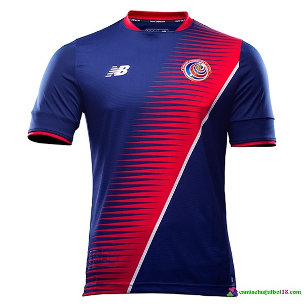 Camiseta 3ª Kit Costa Rica 2017