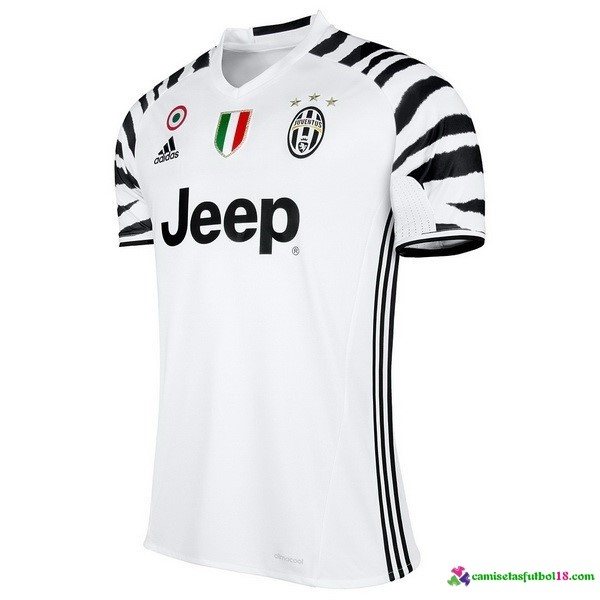 Camiseta 3ª Kit Juventus 2016 2017