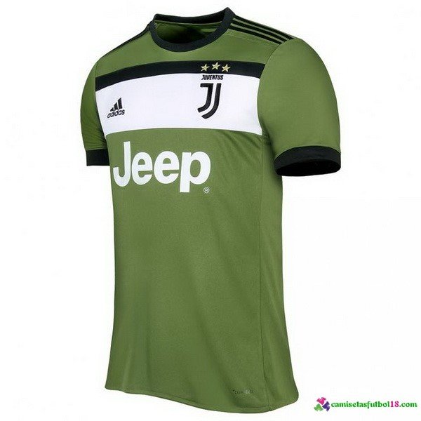 Camiseta 3ª Kit Juventus 2017 2018