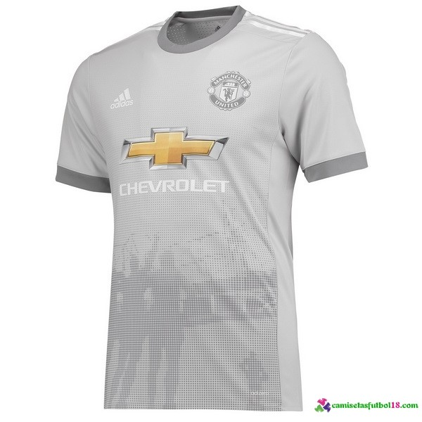 Camiseta 3ª Kit Manchester United 2017 2018
