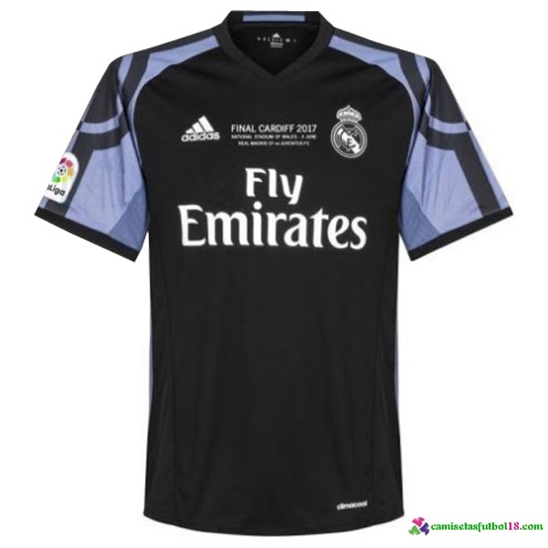 Camiseta 3ª Kit Real Madrid Final Cardiff 2017