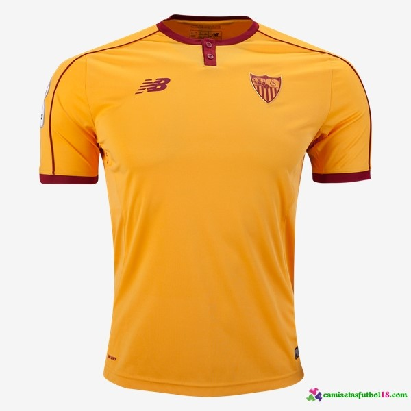 Camiseta 3ª Kit Sevilla 2016 2017