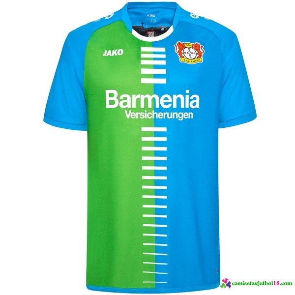 Camiseta 3ª Kit TSV Bayer 4 Leverkusen 2016 2017