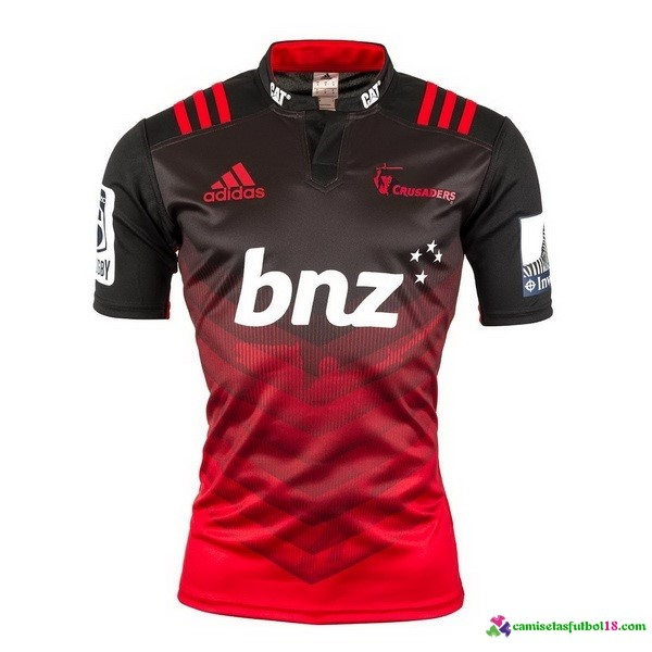 Camisetas Rugby 1ª Kit Crusaders 2016