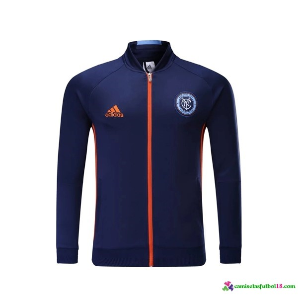 Chaqueta New York City Azul Marino 2016 2017