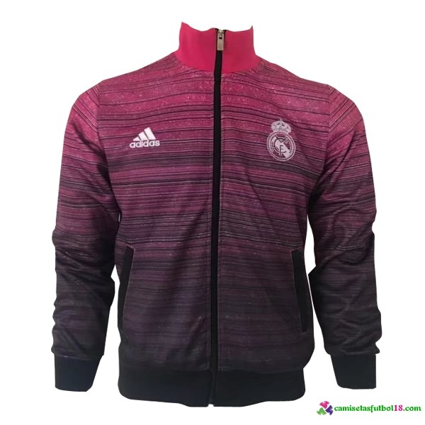 Chaqueta Real Madrid 2017 2018 Rosa