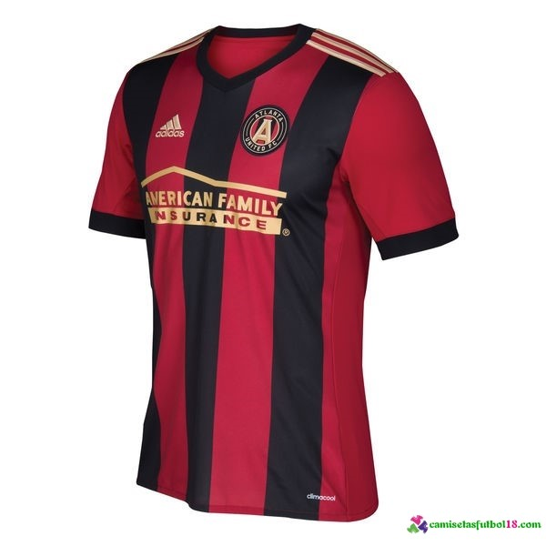 Camiseta 1ª Kit Atlanta United 2017 2018