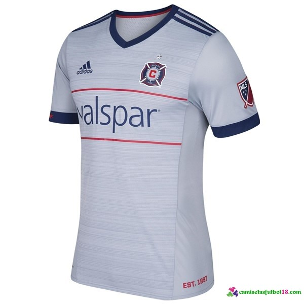 Camiseta 2ª Kit Chicago Fire 2017 2018